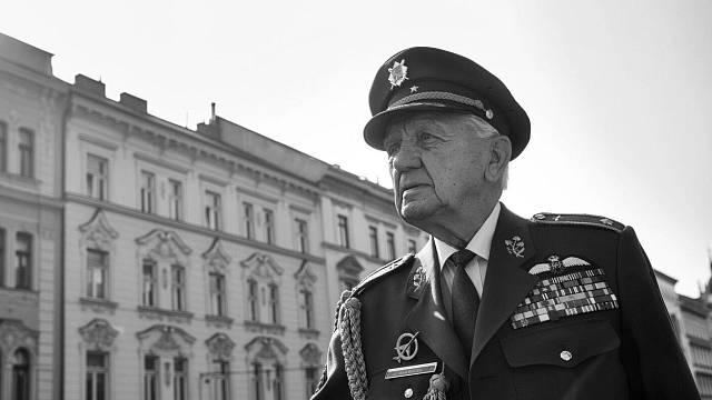 Veterán Emil Boček