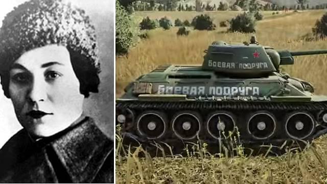 Marija Vasilevna Oktyabrskaya