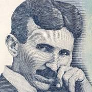 Americký vynálezce srbského původu, fyzik a konstruktér elektrických zařízení Nikola Tesla