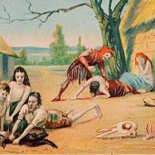 Hladomor ve středověku