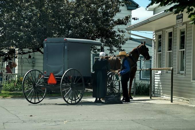 Amišové v Pensylvánii