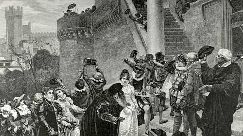 Žena měla a má specifické postavení, protože rodí děti. Všichni muži ve středověku toužili mít potomky.