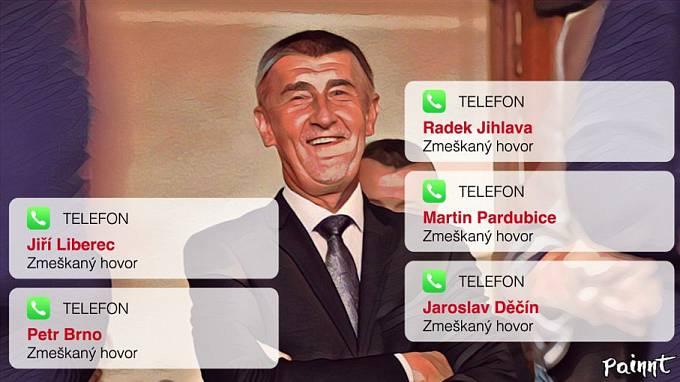 """Obraz neznámého mistra nazvaný """"Po volbách"""""""