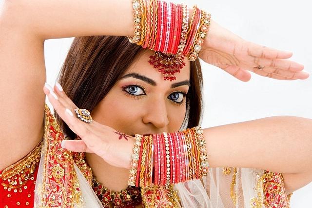 Portrét muslimské ženy