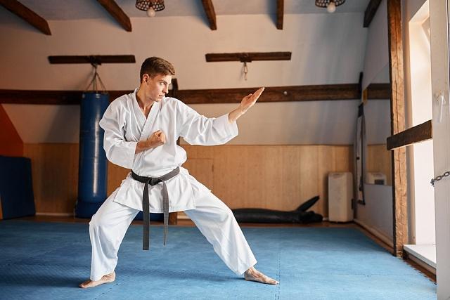 Protože karate nebylo olympijskou disciplinou, bylo pro okázalý Sovětský svaz nezajímavé.