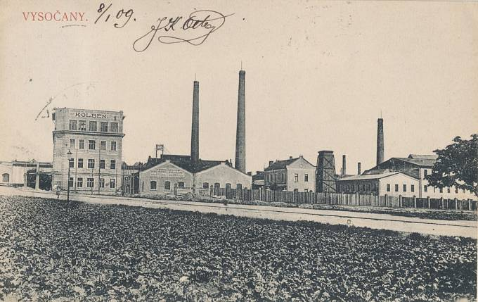 Továrna Kolben