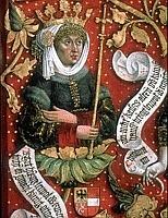 Markéta Babenberská, manželka Přemysla Otakara II., krásou rozhodně neoplývala