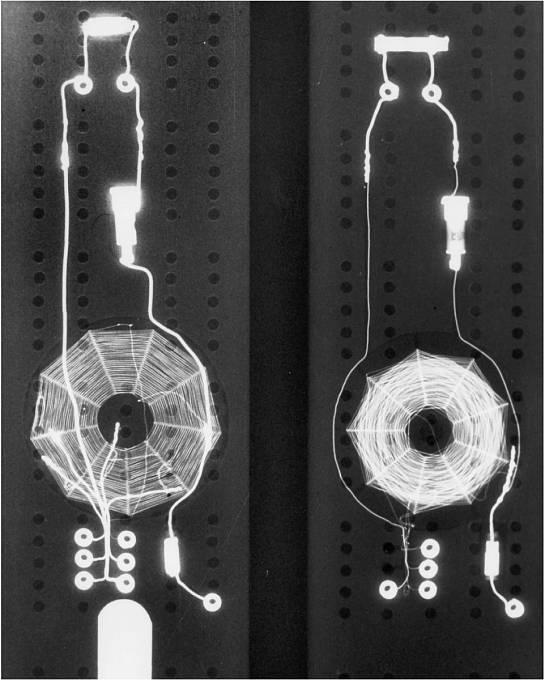 Vlastnoručně vyrobené rádio, které letci používali