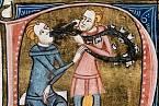 Ve středověku zuby trhali mniši v klášterech.