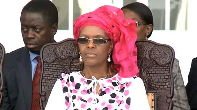Nechybělo málo, a Grace Mugabe se stala prezidentkou Zimbabwe.