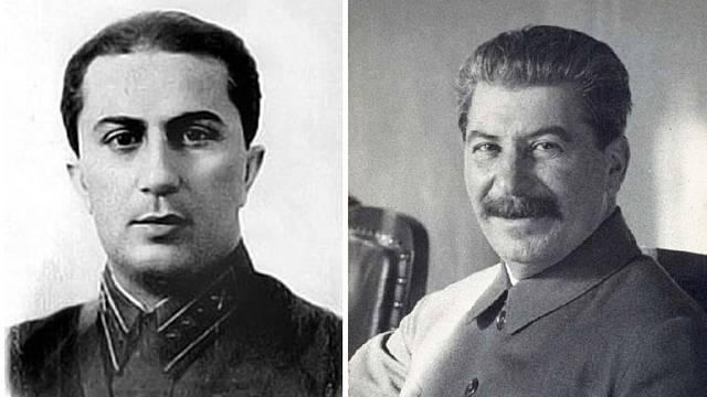 Jakov Džugašvili / J.V. Stalin