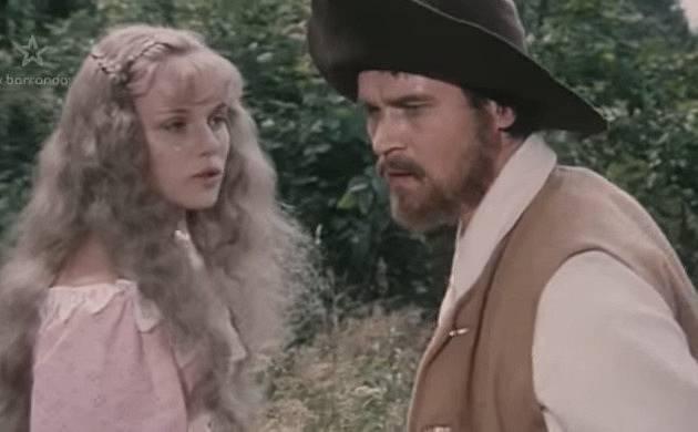 Marka Míková jako Růženka