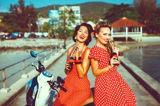 Americké ženy v 60. letech používaly jako antikoncepci výplachy Coca-Colou.