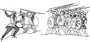 Oddíly takzvaných hoplítů byly založeny na homosexualitě