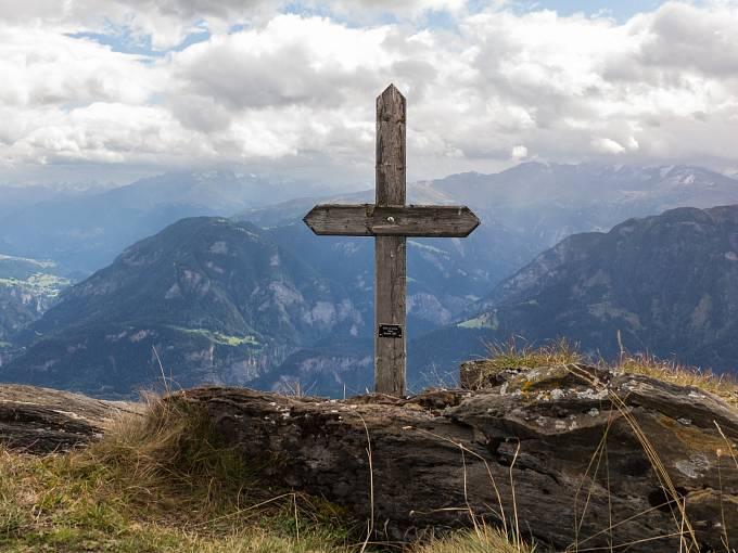 Kříž, na kterém zemřel Ježíš Kristus, se stal symbolem křesťanství