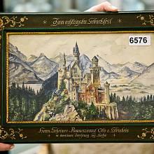 Hitlerův akvarel dražený v aukci v roce 2015