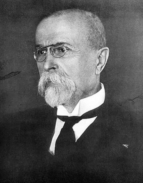 Prezident Masaryk s Plamínkovou často osobně diskutoval.