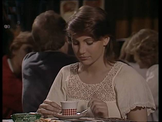 Monika Žáková v seriálu Bylo nás šest