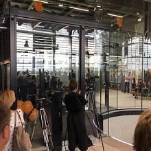 Česká Hurricane Factory otevřela v Berlíně další větrný tunel.