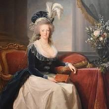 Marie Antoinetta bývá označována za průkopnici koupele