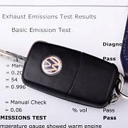 Podvody s emisemi u dieselových motorů VW vyšly najevo v září 2015.