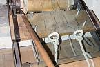 Skřipec neboli žebřík byl i po vynálezu Skevingtonovy dcery mnohem používanější.