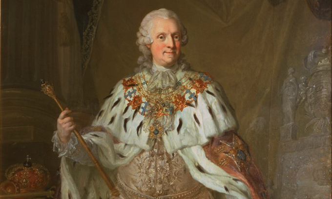 Adolf I. Fridrich