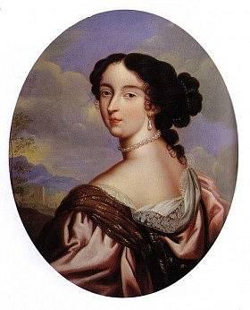 Carův velký zájem vzbudila tajná manželka krále Ludvíka XIV., madame de Maintenon