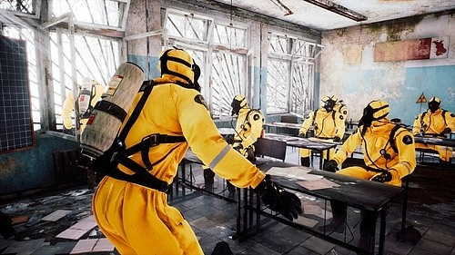 Radioaktivita by otrávila všechno, co by šlo zoceánu jíst.
