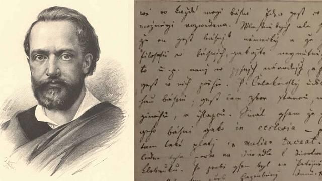 Máchův rukopis