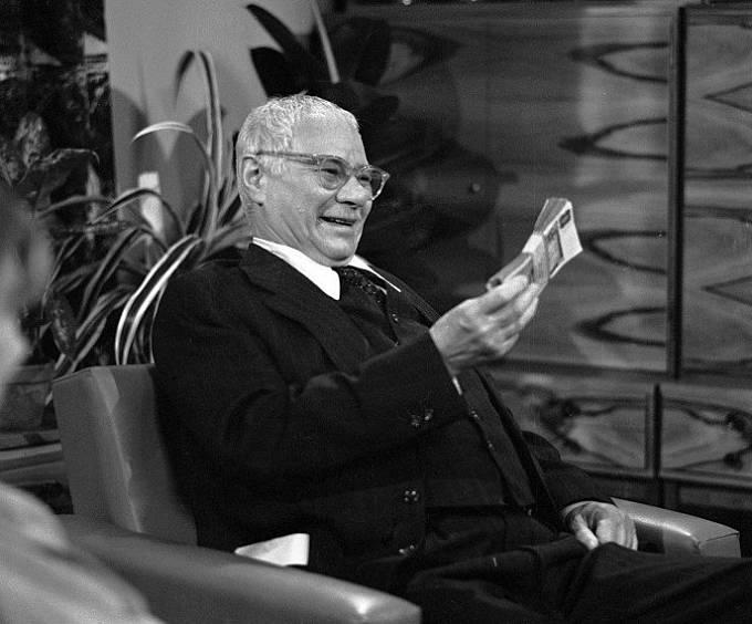 Ladislav Pešek ve snímku Stokoruna