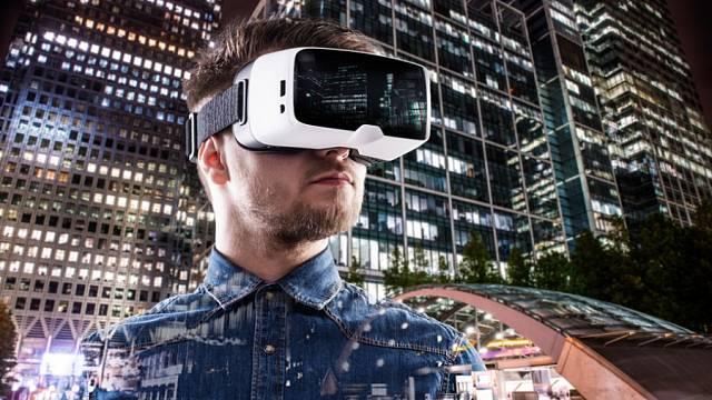 Brýle pro sledování virtuální reality mohou změnit zdravotnictví.