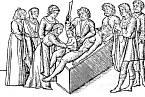 Císařský řez se prováděl jen poté, co matce už nebylo pomoci.
