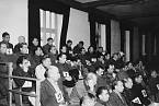 Dachauský proces. Mezi obviněnými je i Otto Förschner