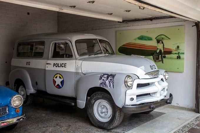 Muzeum Pabla Escobara v Medellinu