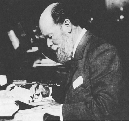 Carl Fabergé.