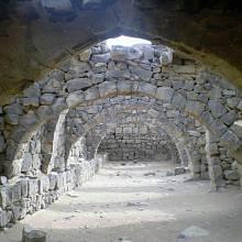 Kasr al-Azrak, místo, kde pobývala legenda – Lawrence z Arábie.