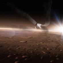 Red Dragon od SpaceX má umožnit osídlení Marsu.