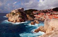 Malebný Dubrovník patří k nejnavštěvovanějším městům v Chorvatsku.