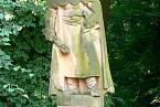 Jan Roháč z Dubé - socha v Praze