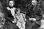 Objevitelé radia, Pierre Curie a Marie Curie-Skłodowská