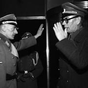 Generál Andrej A. Vlasov a státní ministr Karl H. Frank