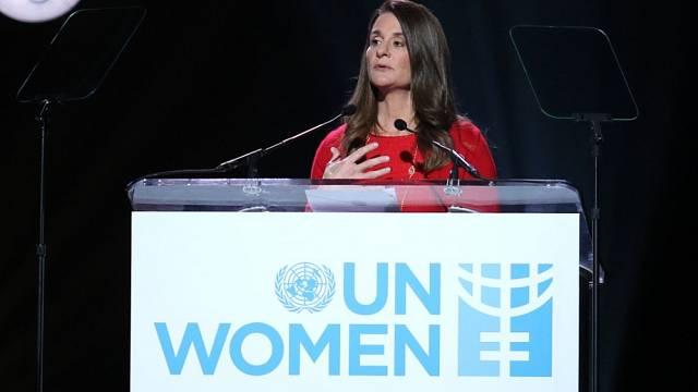 Melinda Gatesová. Nejmocnější filantropka světa, jež bojuje za práva žen.