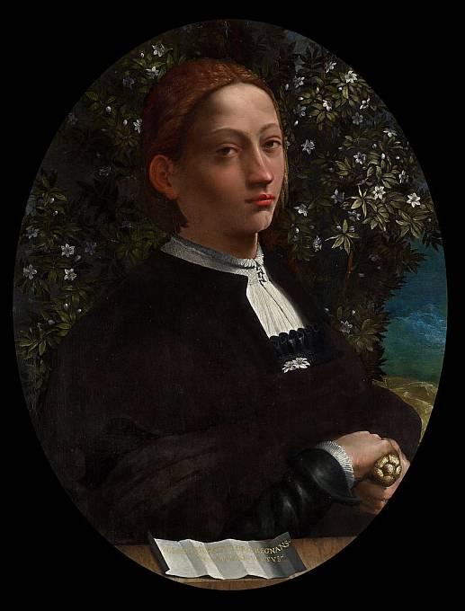 V orgiích a travičství si libovala také dcera papeže Alexandra VI.Lukrécie Borgia.