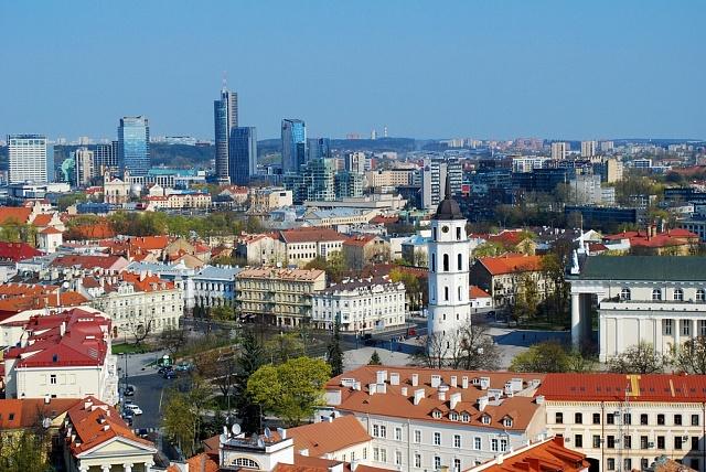 Mezi města, kde žijí nejspokojenější Evropané, se překvapivě zařadil i litevský Vilnius.