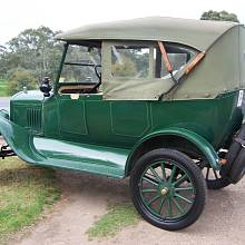 Australský Ford model T