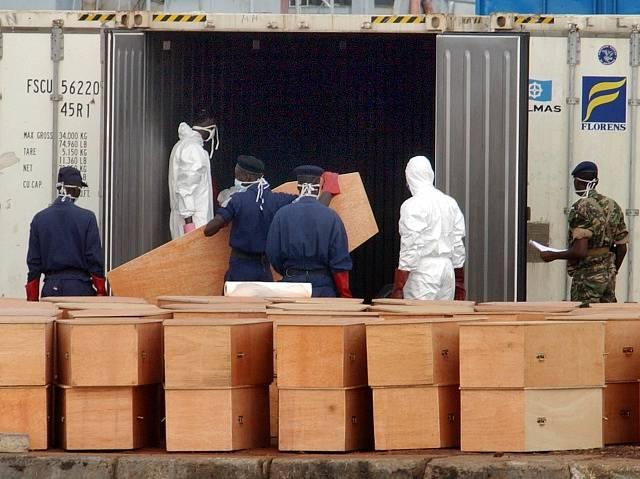 Oběti katastrofy trajektu MV Joola