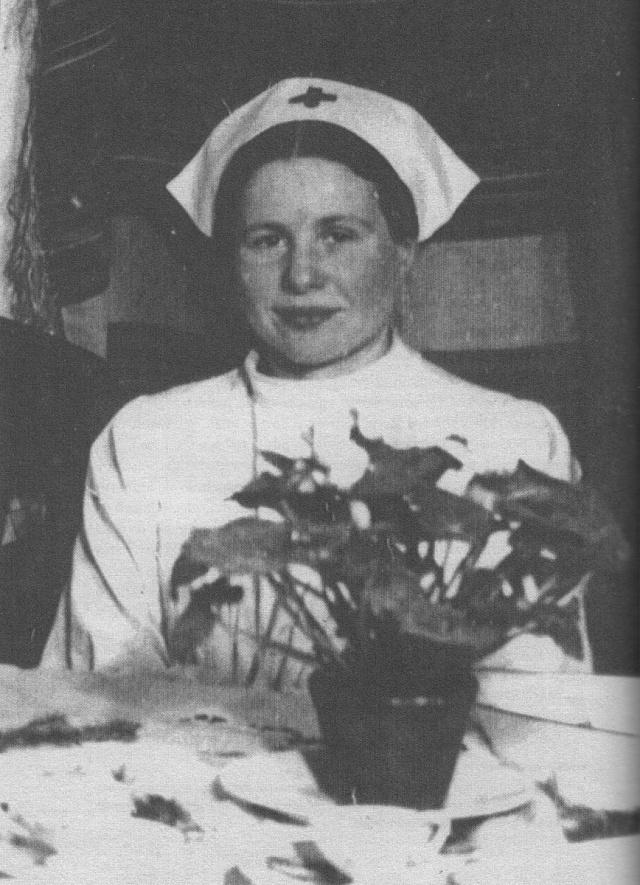 Irena Sendlerová na Štědrý den roku 1944