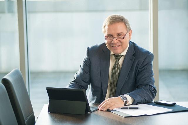 Senior Viceprezident podniku Rusatom Overseas Leoš Tomíček.