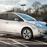 Nejprodávanější e-auto na světě – Nissan Leaf